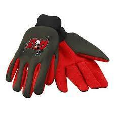 Tampa Bay Buccaneers Utility Gloves