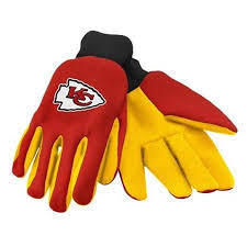 Kansas City Chiefs Utility Gloves