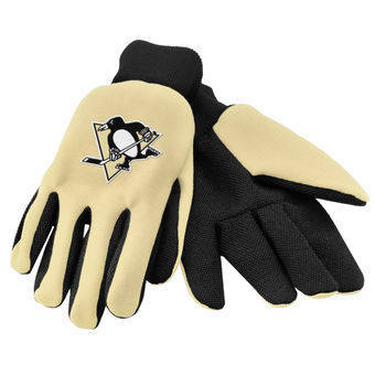 Pittsburgh Penguins Utility Gloves