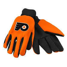 Philadelphia Flyers Utility Gloves