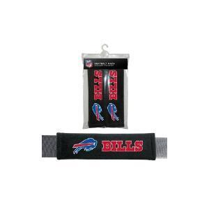 Buffalo Bills Seat Belt Pads