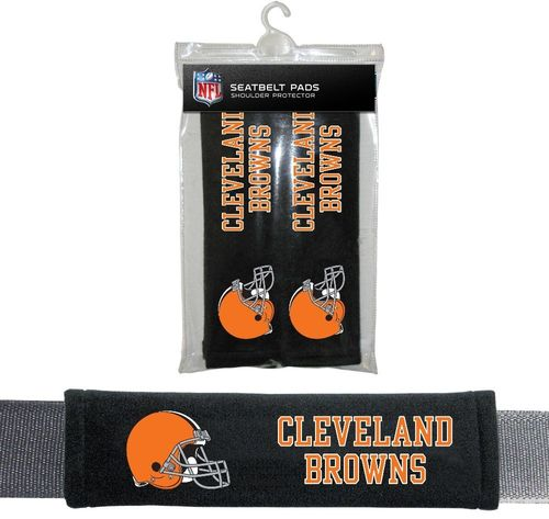 Cleveland Browns Seat Belt Pads