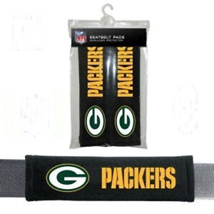 Green-Bay Packers Seat belt shoulder pads