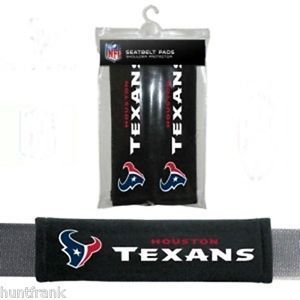 Houston Texans Seat belt shoulder pads