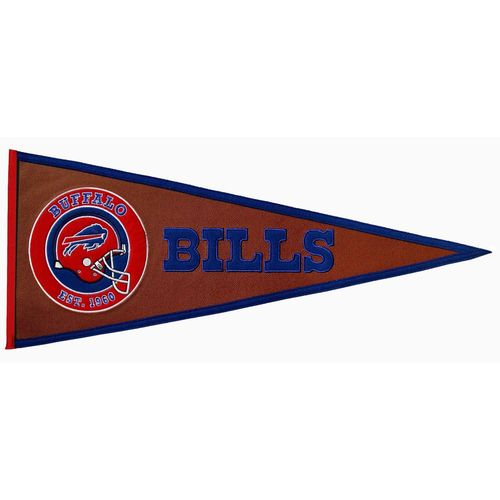 "Buffalo Bills 32"" X 13"" Pigskin Pennant"