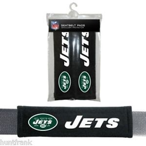 New York Jets Seat belt shoulder pads