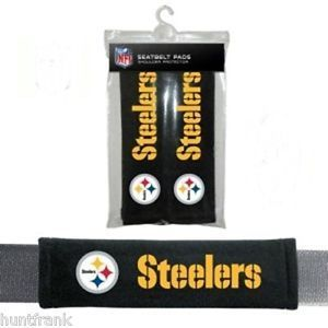 Pittsburgh Steelers Seat belt shoulder pads