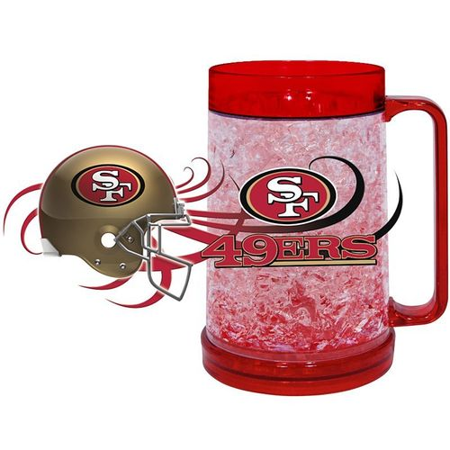San Francisco 49ers Freezer Mug
