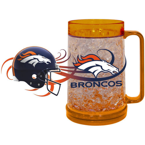 Denver Broncos Freezer Mug