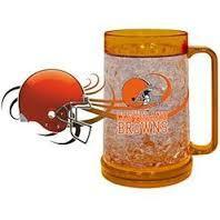 Cleveland Browns Freezer Mug