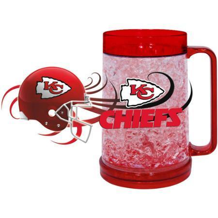 Kansas City Chiefs Freezer Mug