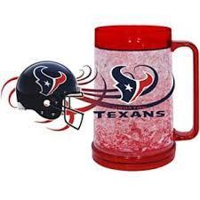 Houston Texans Freezer Mug