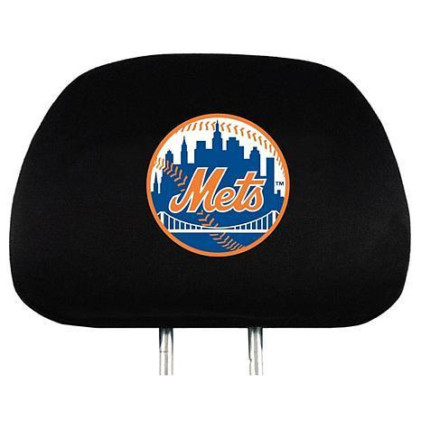 New York Mets Head Rest Cover
