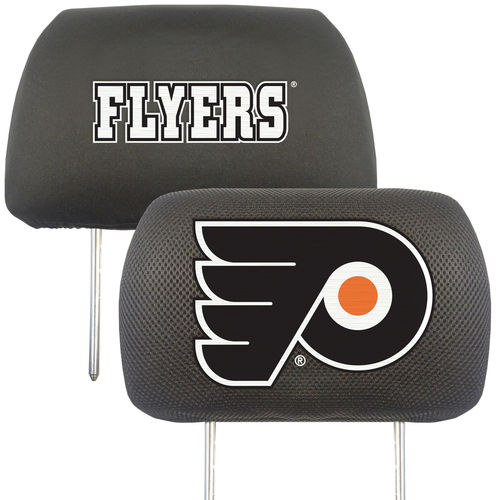Philadelphia Flyers Head Rest Cover