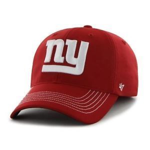 New York Giants Red Stretch Fit 47 Brand Hat
