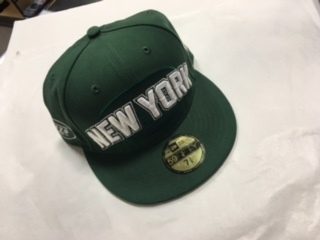 New York Jets 2012 Fitted Draft Cap