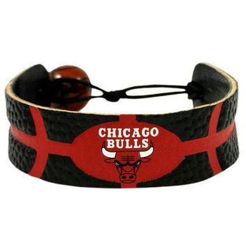 Chicago Bulls Game Day Bracelet