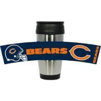 Chicago Bears PVC Stainless Steel Travel Mug