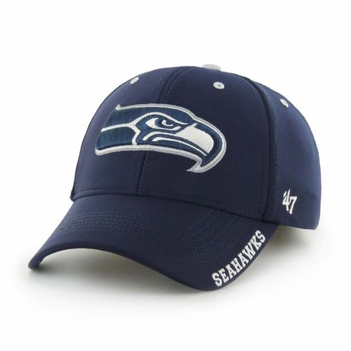Seattle Seahawks 47 Brand Velcro Adjustable Hat