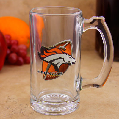 DENVER BRONCOS 13OZ. 3D ENHANCED SPORTS MUG