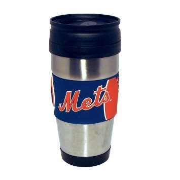 New York Mets PVC Stainless Steel Travel Mug