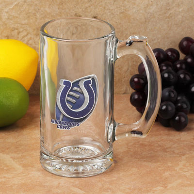 INDIANAPOLIS COLTS 13OZ. 3D ENHANCED SPORTS MUG