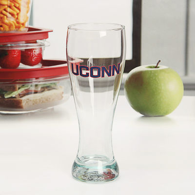 UConn Huskies 23oz. Pilsner Glass