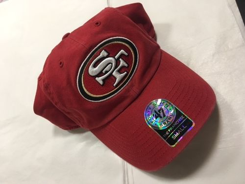 San Francisco 49ers Stretch Fit 47 Brand Hat