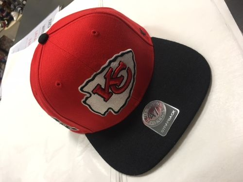 Kansas City Chiefs Adjustable 47 Brand Strapback