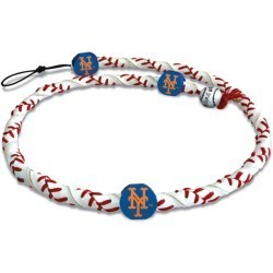MLB Spiral BASEBALL Necklace METS
