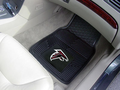 Atlanta Falcons NFL Heavy Duty 2-Piece Vinyl Car Mats
