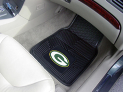 NFL Heavy Duty Car Mats PACKERS