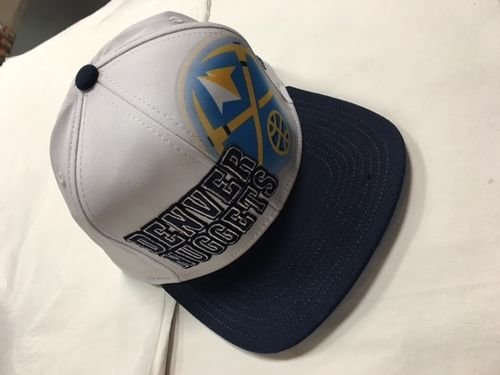 Denver Nuggets Adidas Strapback Hat