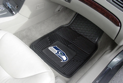 NFL Heavy Duty Car Mats SEAHAWKS