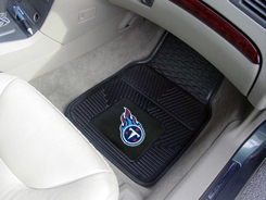NFL Heavy Duty Car Mats TITANS
