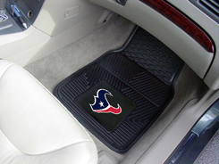 NFL Heavy Duty Car Mats TEXANS