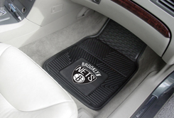 NBA Heavy Duty Car Mats NETS