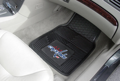 NHL Heavy Duty Car Mats CAPITALS