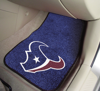 NFL Car Rugs TEXANS