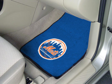 MLB Car Rugs METS