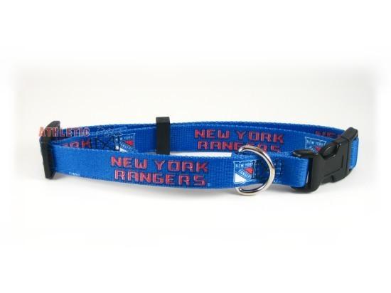 New York Rangers Dog Collar caf2f34e1