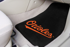 MLB Car Rugs ORIOLES