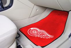NHL Car Rugs RED WINGS
