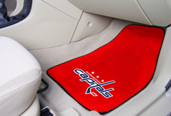 NHL Car Rugs CAPITALS