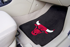 NBA Car Rugs BULLS