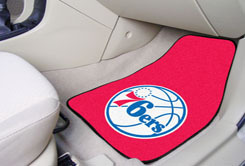 NBA Car Rugs 76ERS