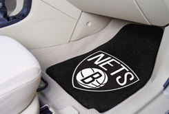 NBA Car Rugs NETS