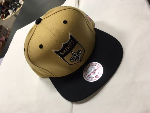 New Orleans Saints Mitchell & Ness Snapback