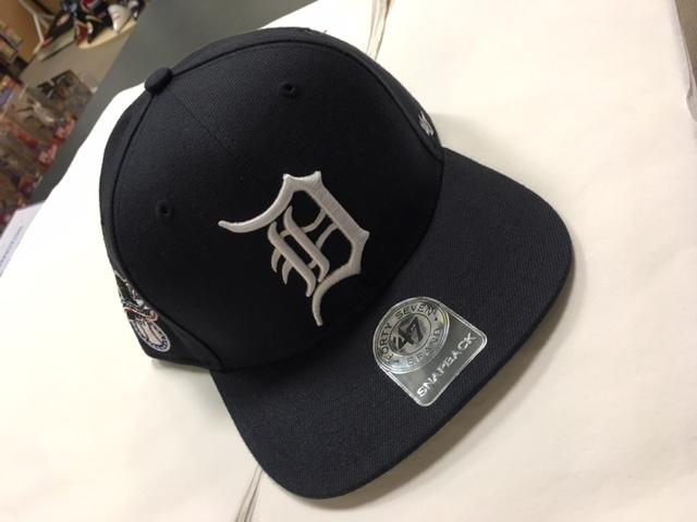 cfccb050f Detroit Tigers 47 Brand Snapback Hat