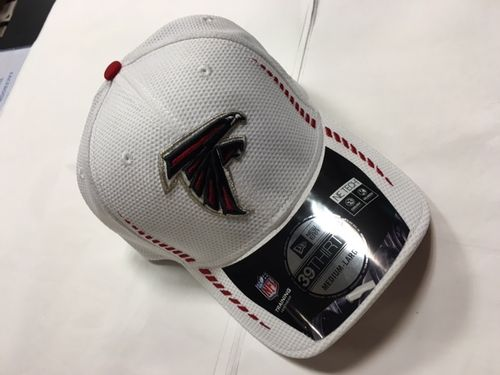 Atlanta Falcons Stretch Fit New Era Hat